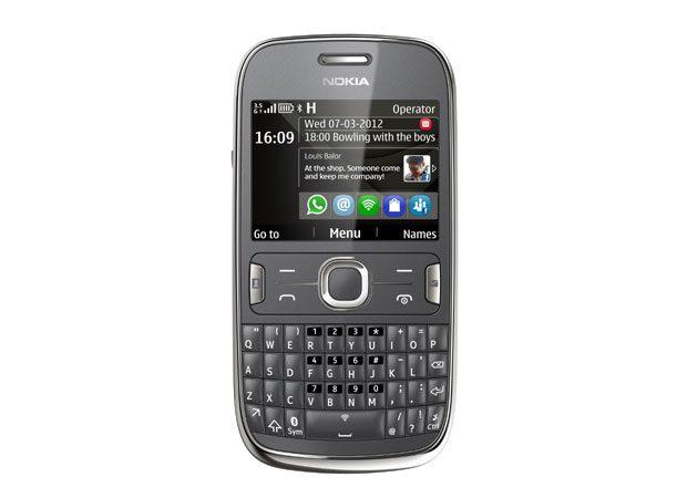 Nokia Asha 302, telefon QWERTY cu conectivitate 3G si Wi-FI
