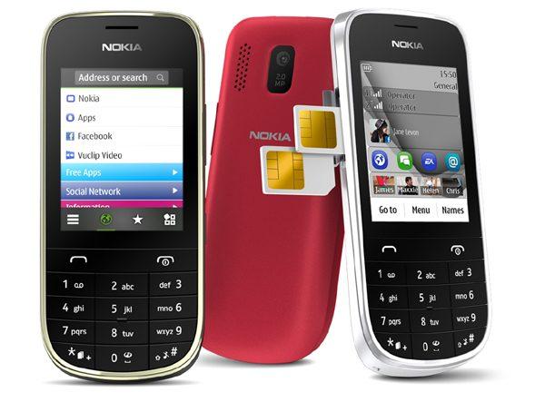 Nokia Asha 202, Asha 203 şi Asha 302 – telefoane entry-level