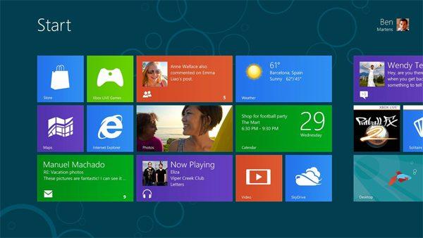 Windows 8 vs. Android 4 vs. iOS 5 – Ce şanse are Windows 8 să se impună pe tablete?