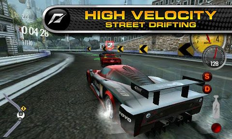 Jocuri cu maşini pentru iPhone şi telefoane cu Android