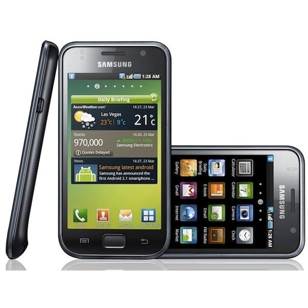 Samsung GALAXY S PLUS este disponibil pentru suma de 530 RON impreuna cu abonamentul de 10 euro