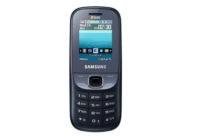 Samsung are de asemenea in oferta telefoane dual SIM