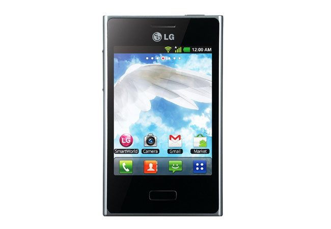 LG Optimus L3, smartphone ieftin cu Android de la sud-coreeni