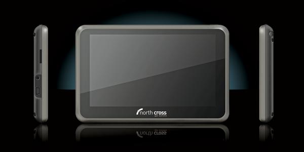 North Cross ES400 E este una dintre cele mai avantajoase oferte de pe piata pentru un dispozitiv GPS stand-alone