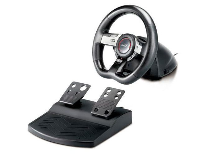 Genius Speed Wheel 5 Pro are 11 buoane