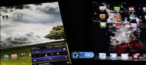 iPad-ul 2 este un real competitor, cele doua device-uri avand preturi asemanatoare