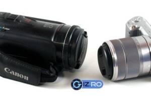 Camera Video - Mirror-less - DSLR