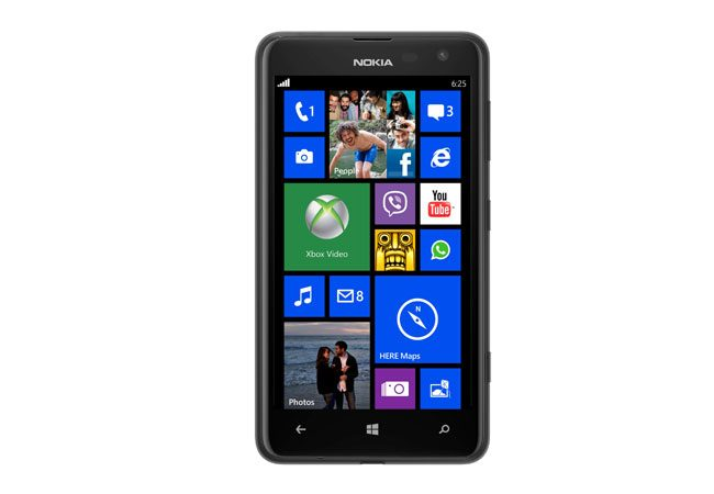Cei care vor un ecran cu dimensiuni mari pot incerca Nokia Lumia 625