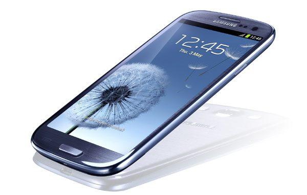 """Samsung Galaxy S3 – Ecran Super AMOLED de 4.8"""" cu """"interacţiune naturală"""""""