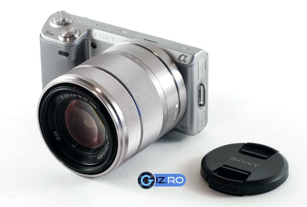 Sony Nex 5N - usor de folosit, dar nu poate utiliza un microfon extern