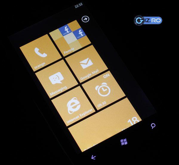 """Windows Phone 7.5 ruleaza pe Nokia Lumia 610, in versiunea sa usor """"prostita"""", Tango"""
