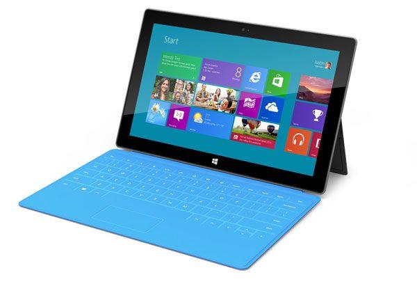 Microsoft Surface – Tablete Microsoft cu Windows 8 – păreri, specificaţii