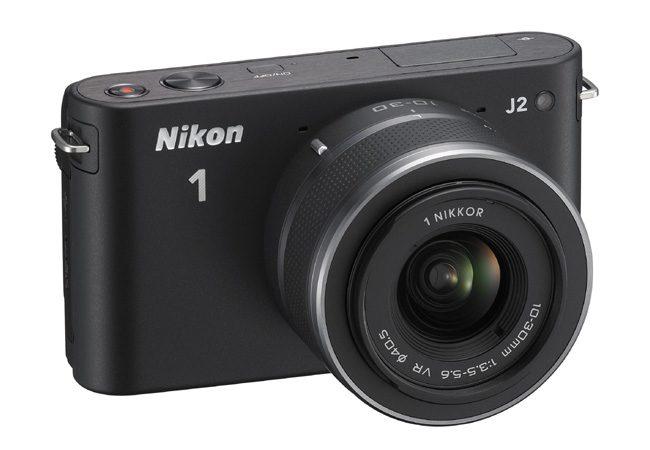 Nikon 1 J2, un mirrorless de la Nikon
