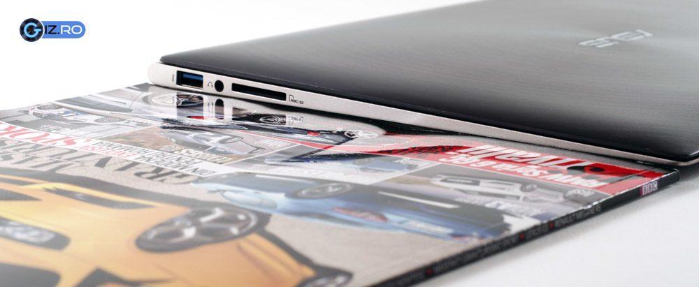 Asus UX31A Zenbook Prime vs Revisa