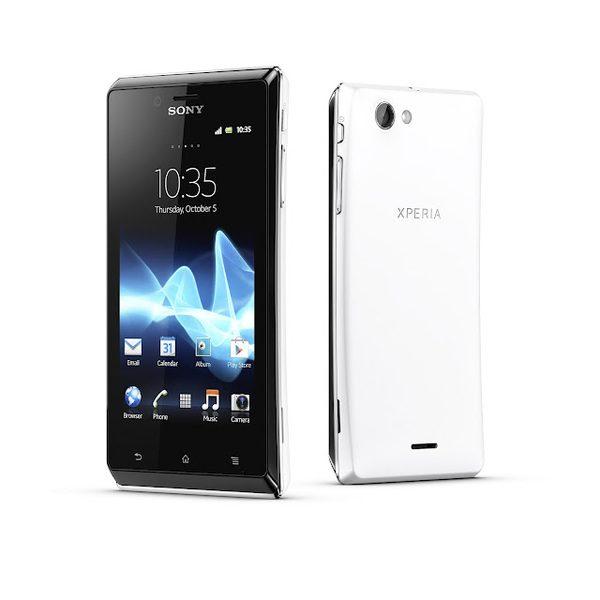 Sony Xperia J - indicat pentru cei cu buget limitat