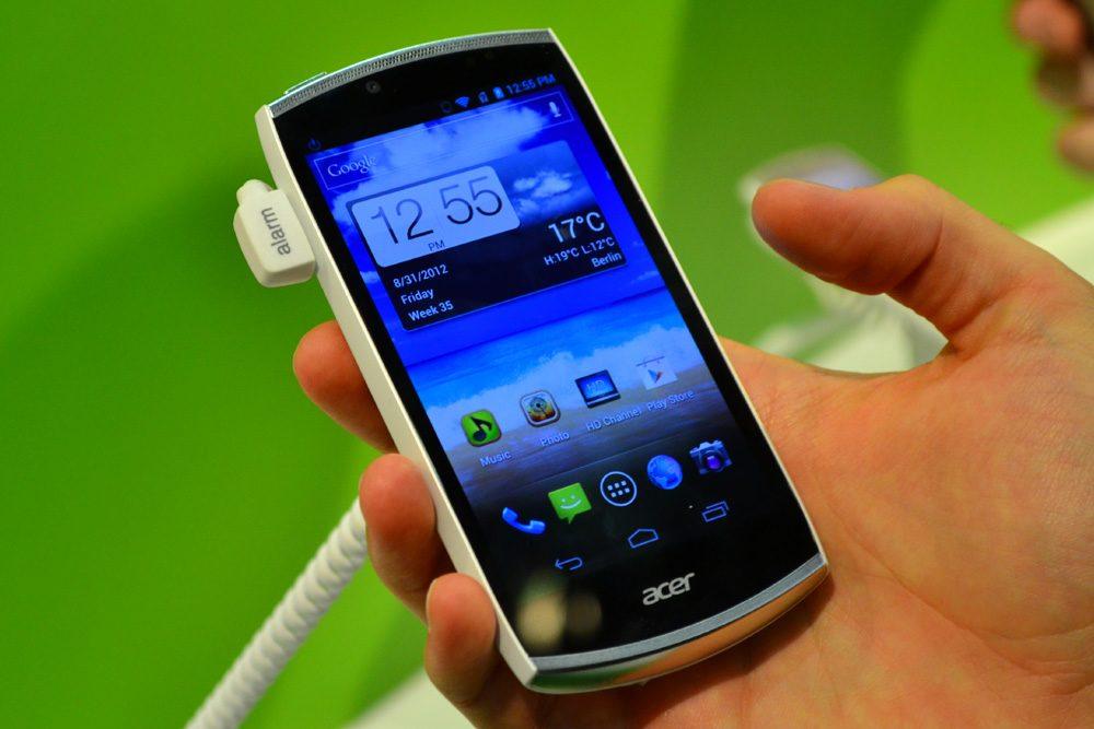 Acer S500 CloudMobile şi Liquid Gallant – Smartphone-uri cu Android de la Acer