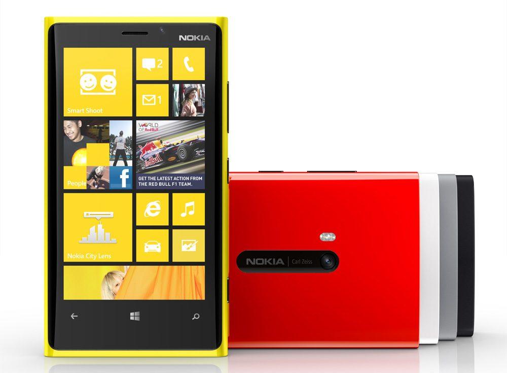"""Nokia Lumia 920 – Smartphone WP8 de 4.5"""" cu PureView şi încărcare wireless"""