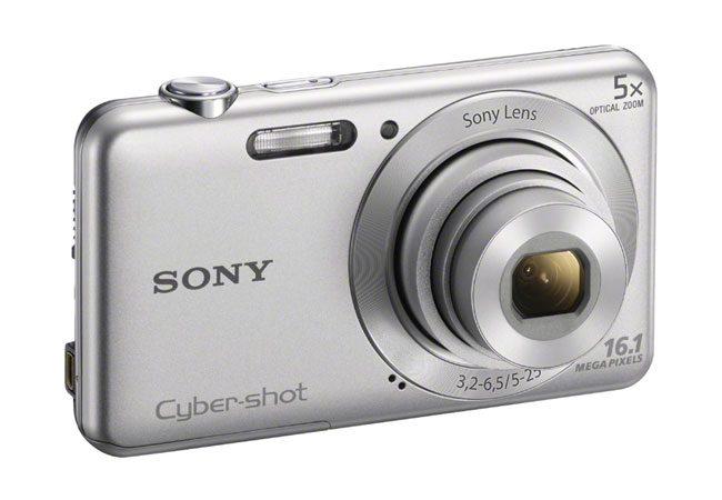 Sony CyberShot DSC-W710, camera foto pentru utilizatori fara pretentii