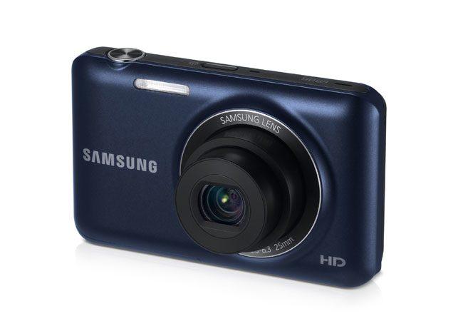 Samsung ofera de asemenea camere foto compacte ieftine