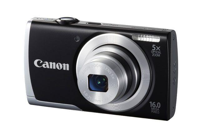 Canon PowerShot A2500, o camera foto compacta foarte ieftina