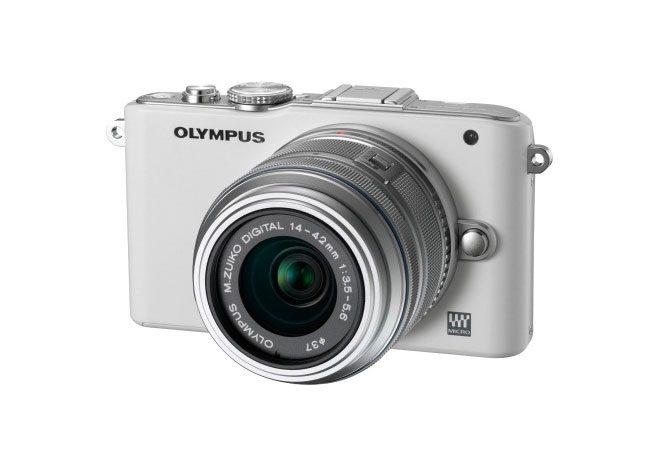 Olympus propune mirrorless-uri accesibile