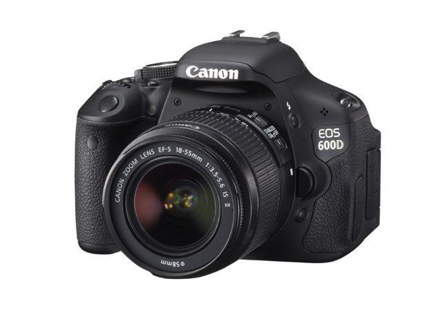 Canon 600D, un aparat foto DSLR cu pret accesibil pentru cei mai multi utilizatori