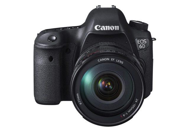 Canon EOS 6D, un aparat foto pentru cei cu buget pe masura