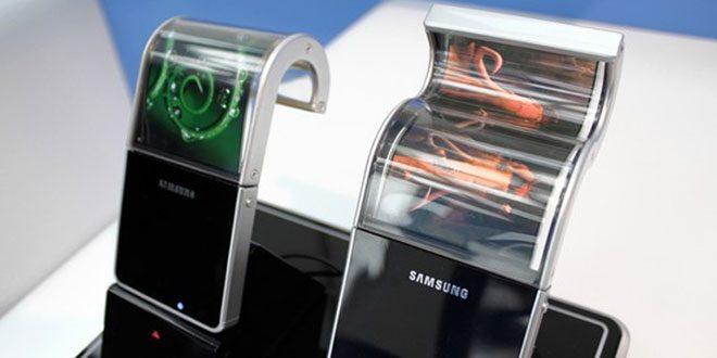 Telefoanele cu ecran flexibil sosesc în 2013