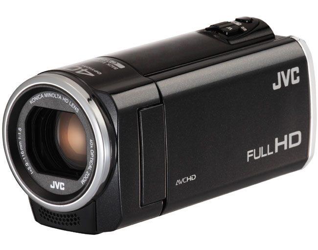 JVC nu putea lipsi din segmentul camerelor video