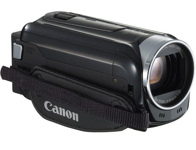Legria HF R406 este una dintre propunerile Canon