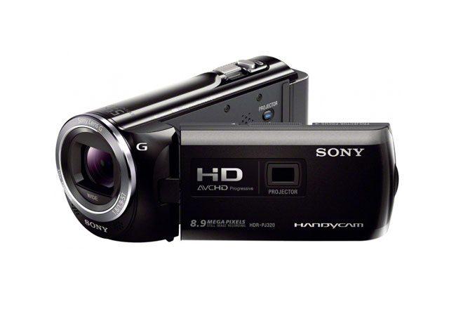 Sony are in oferta si camere video mai scumpe