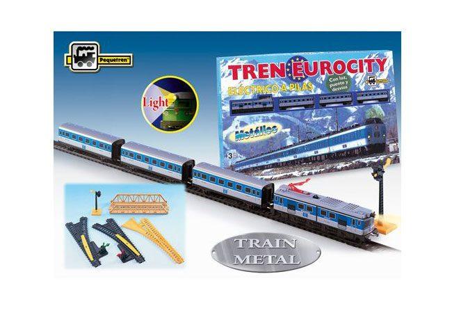 Trenulet electric Eurocity