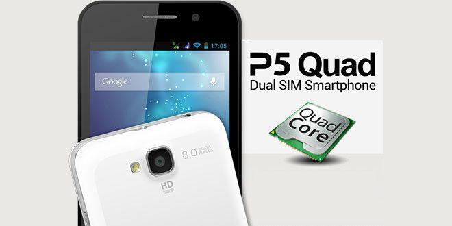Allview P5 Quad – un telefon accesibil și performant