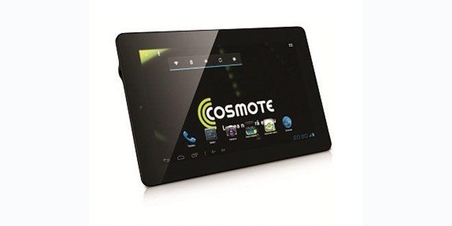 Tableta Cosmote My mini Tab – accesibilă si compactă -pret, specificaţii