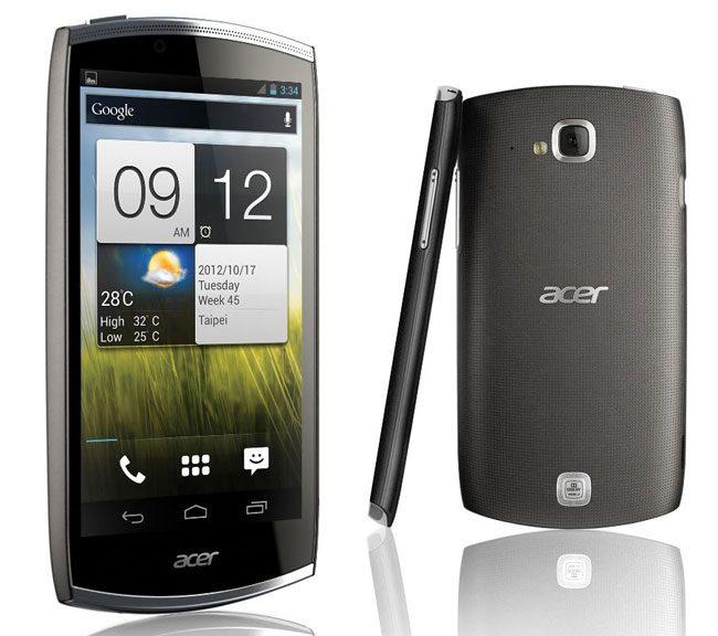 Acer CloudMobile S500: Un pret excelent pentru un telefon bun