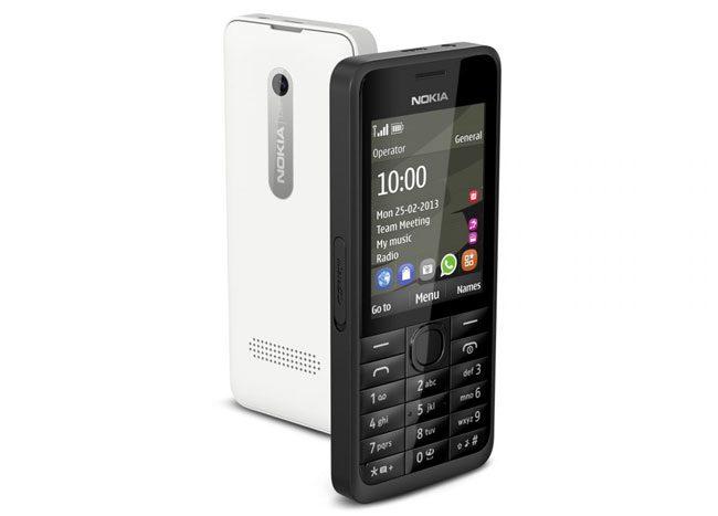 Camera foto a lui Nokia 301 imprumuta unele functii de pe smartphone-urile Lumia