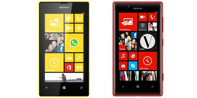 Nokia Lumia 520 şi 720 – smartohone-uri accesibile cu Windows Phone