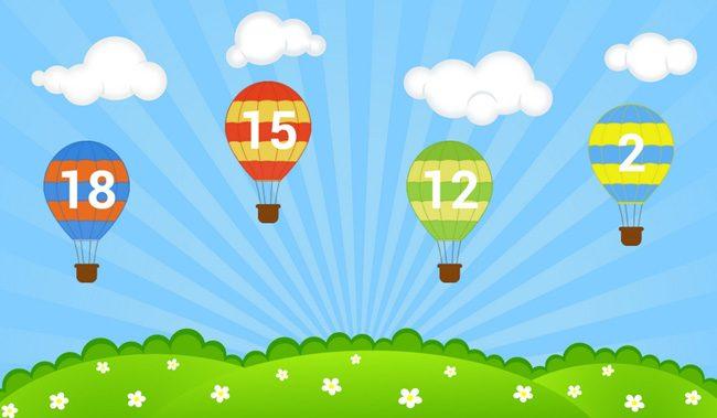 Kids Numbers and Math, un joc prin care inveti sa numeri pana la 20