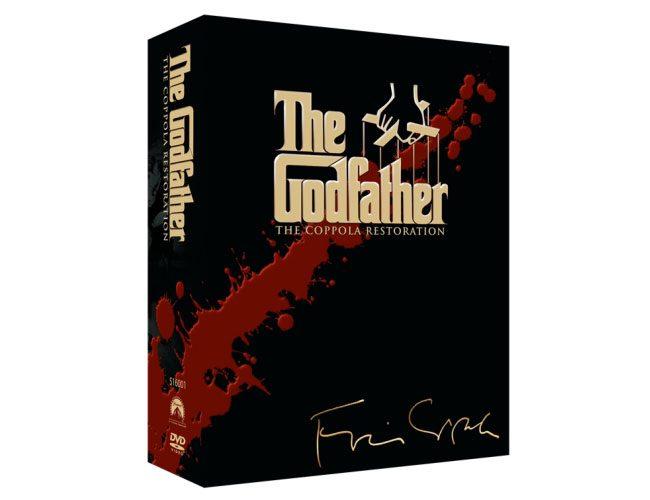 Colecţia de filme Godfather