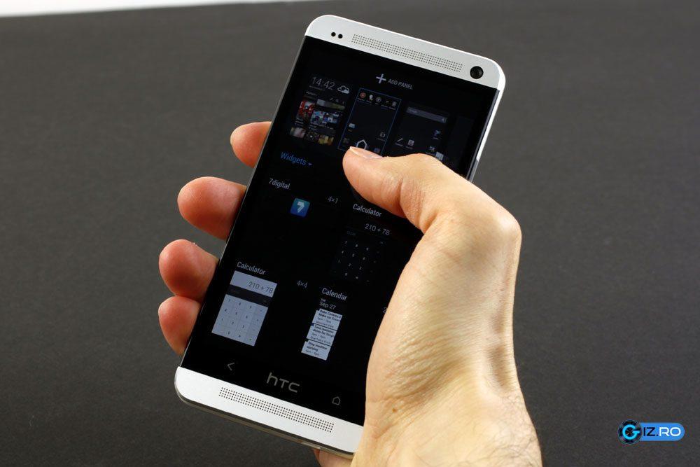 Noul HTC Sense poate fi personalizat dupa gusturile utilizatorului
