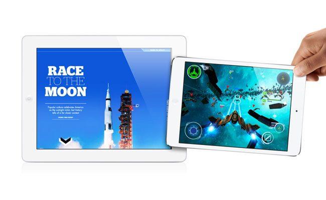 iPad si iPad mini sunt cea mai buna platforma pentru aplicatii mobile