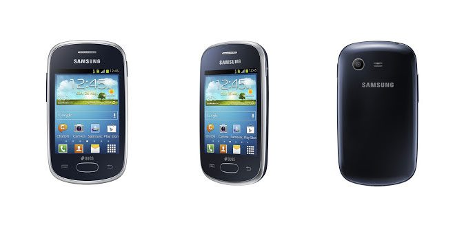 Samsung Galaxy Star – telefon de buget cu Android Jelly Bean