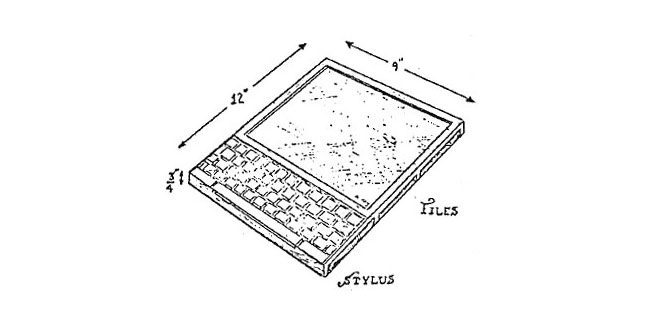 Dynabook – povestea prototipului de tabletă din care a luat naştere iPad