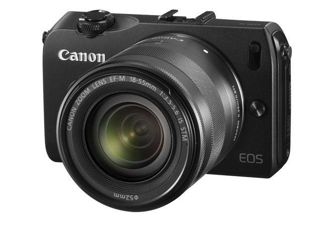 Canon a intrat relativ tarziu in segmentul mirrorless-urilor cu modelul Canons EOS M