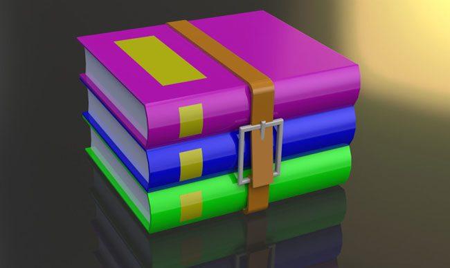 WinRAR este unul dintre cele mai folosite arhivatoare