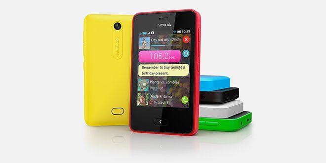 Nokia Asha 501 – smartphone accesibil cu touchscreen