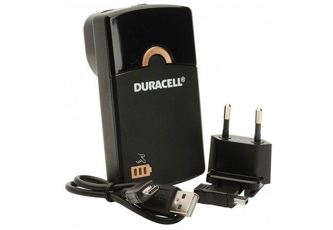 Duracell Portable USB Charger, o baterie externa pentru telefon