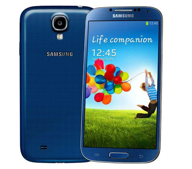 Samsung Galaxy S4, un telefon cu performante de top