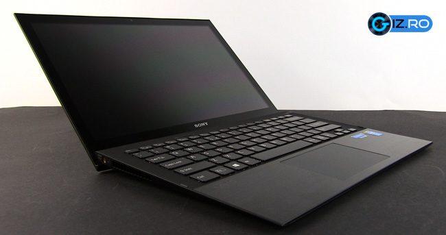 Sony Vaio Pro 13 - un ultrabook business