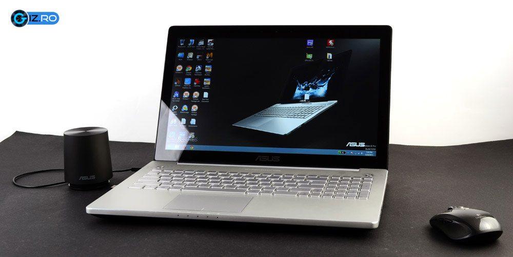 Asus N550, o optiune interesanta in segmentul laptopurilor multimedia